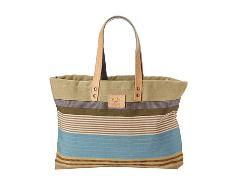 Goods Reversible Weaver Bag by Will Leather in The Disappearance of Eleanor Rigby