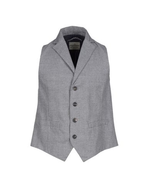 Lapel Collar Vest by Myths in Jane Got A Gun
