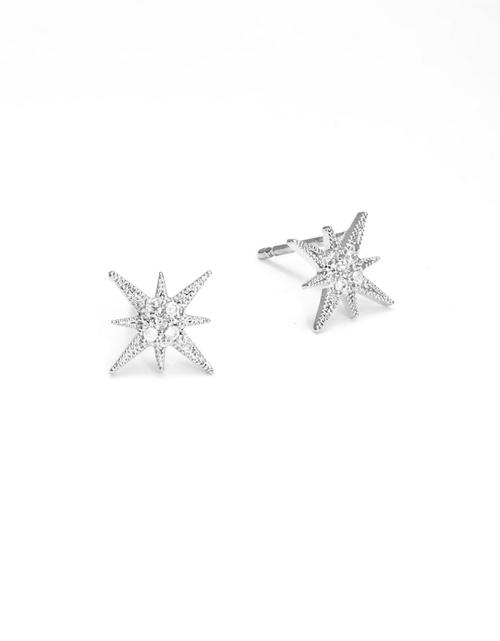 Starburst Stud Earrings by Tai in Focus