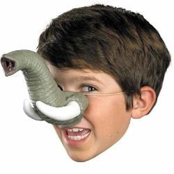 Elephant Costume Nose by Disguise Costumes in Neighbors