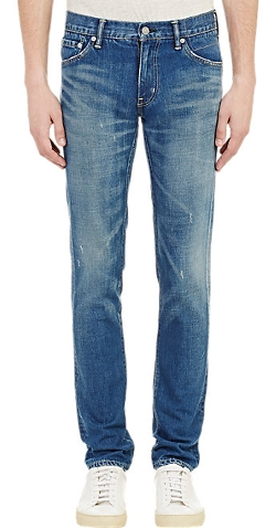 Five-Pocket Jeans by Visvim in Fast Five