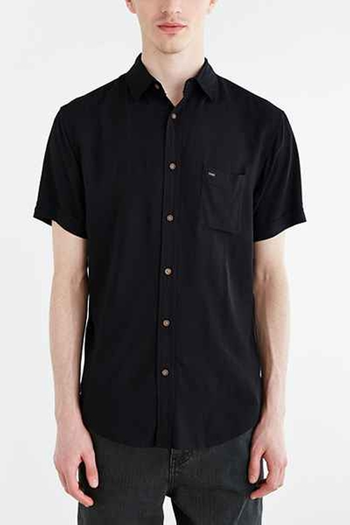 Globe Goodstock Button-Down Shirt by Urban Outfitters in Boyhood