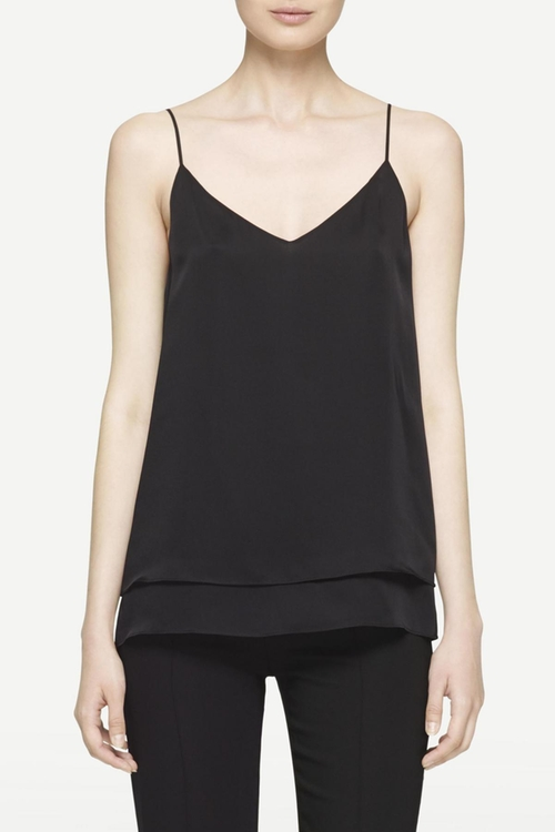 Lora Cami Top by Rag & Bone in Rosewood