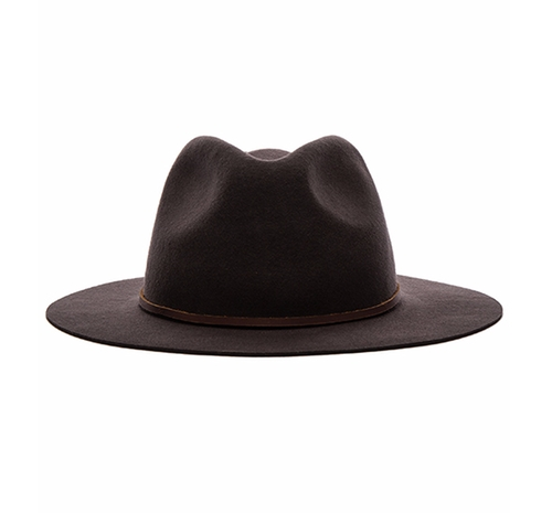 Wesley Fedora Hat by Brixton in Live By Night