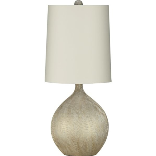 Vera Table Lamp by Crate & Barrel in Crazy, Stupid, Love.