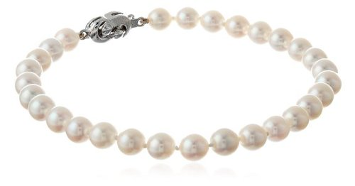 Akoya White Pearl Bracelet by TARA Pearls in Sex and the City 2