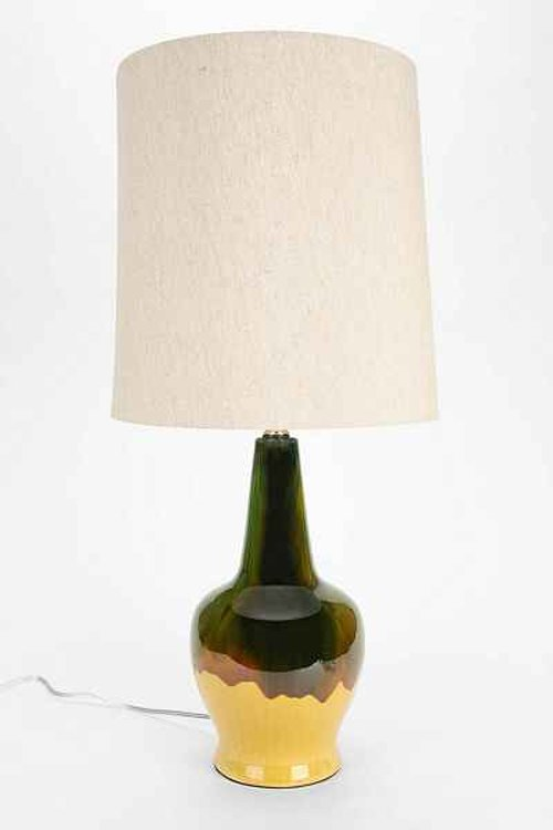 Vintage Glaze Lamp by Magical Thinking in (500) Days of Summer