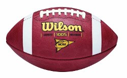 NCAA Game Football by Wilson in The DUFF