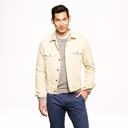 BEDFORD CORD JACKET by WALLACE & BARNES in Sabotage