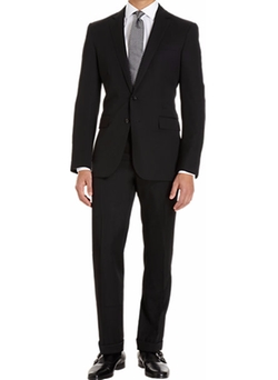 Anthony Two-Button Suit by Ralph Lauren Black Label in War Dogs