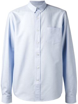 Classic Oxford Shirt by Ami Alexandre Mattiussi in The Town