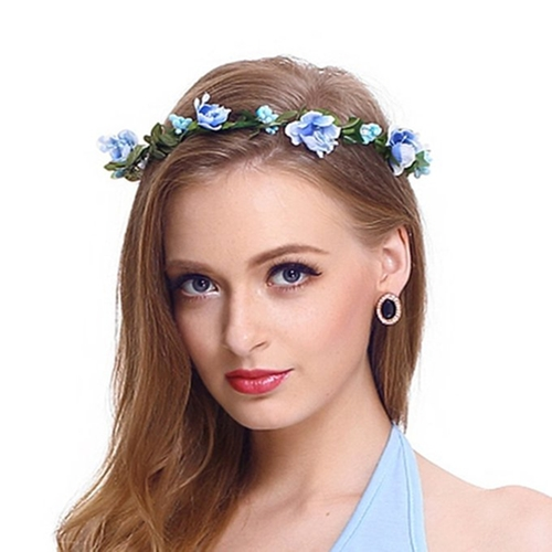 Flower Headband by Broadfashion in Sixteen Candles