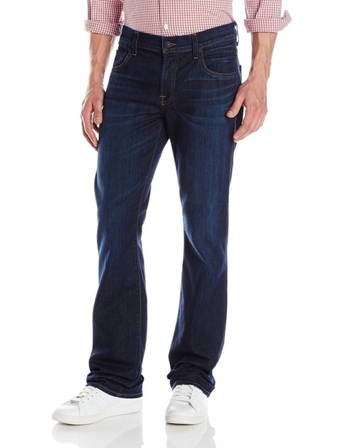 Brett Modern Boot Cut A Pocket Jean by 7 For All Mankind in Ride Along 2
