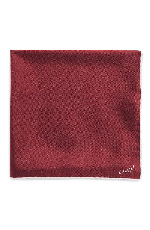 Silk Pocket Square by Lanvin in John Wick