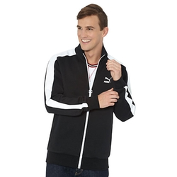 T7 Track Jacket by Puma in Knocked Up