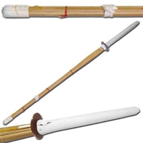 Kendo Shinai Bamboo Practice Sword by General Edge in Unbroken