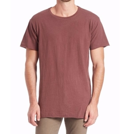 Anti-Expo Jersey T-Shirt by John Elliott in Rosewood