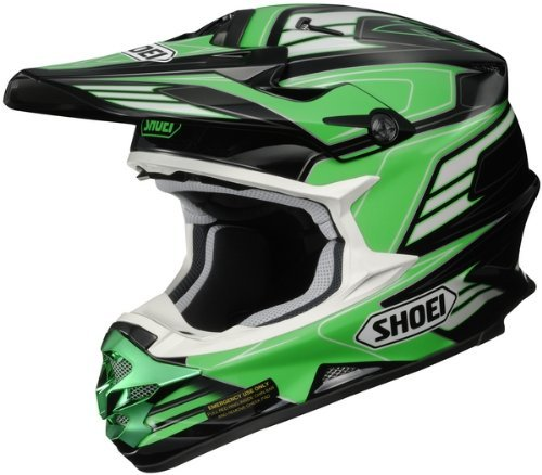 Motorcycle Off-Road Helmet by Shoei in The Counselor