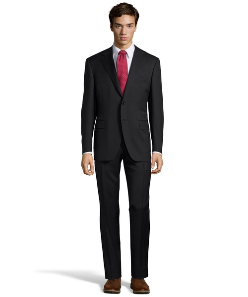 Wool 2-Button Suit by Canali in House of Cards - Season 4 Episode 1