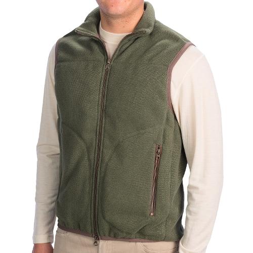 Highland Polartec Fleece Vest by Bills Khakis in Adult Beginners