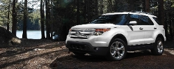 Explorer SUV by Ford in Sinister 2