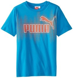 Pixel Grade T-Shirt by Puma in Drive