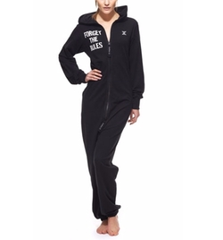 Mono Forget The Rules Onesie Jumpsuit by Onepiece in Keeping Up With The Kardashians
