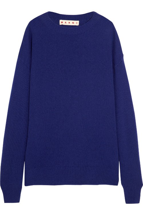 Cashmere Sweater by Marni in Begin Again
