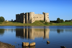 Pembroke, United Kingdom by Pembroke Castle in Me Before You