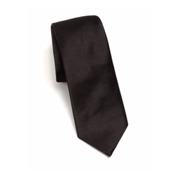 Roadster Luster Silk Tie by Theory in Sneaky Pete