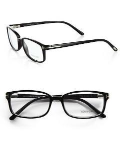 5209 Rectangular Optical Frames by Tom Ford Eyewear in Mortdecai