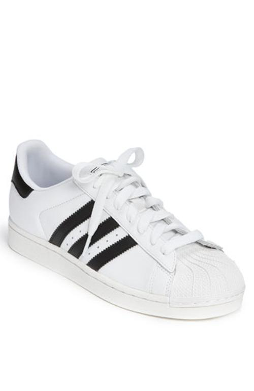 Superstar II Sneaker by Adidas in Warm Bodies