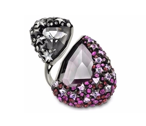 Serena Ring by Swarovski in Gossip Girl