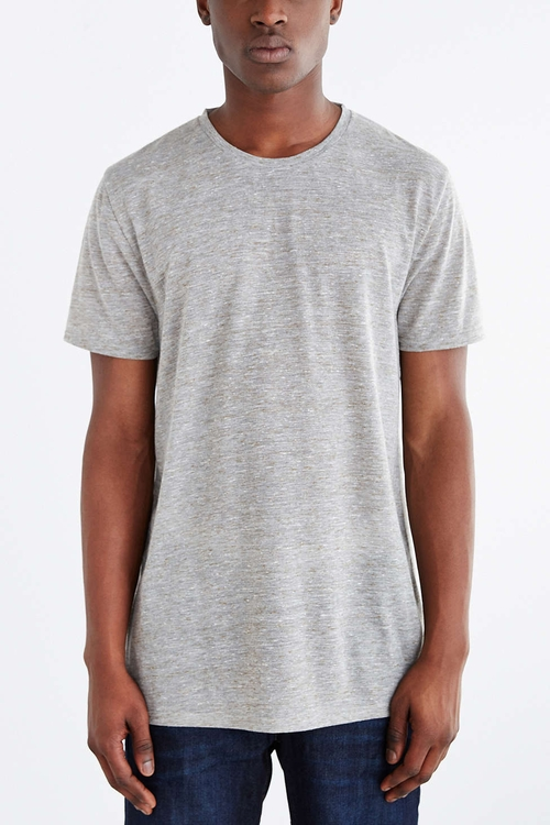 Galaxy Standard-Fit Crew Neck Tee by BDG in Me and Earl and the Dying Girl
