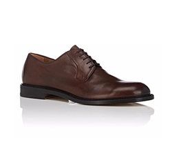 Washed Oxford Shoes by Barneys New York in Suits