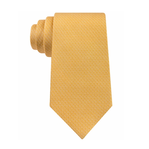 Chain Links Geo-Pattern Classic Tie by Michael Kors in La La Land