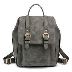 Vertical Buckles Backpack Handbag by Target in Scream Queens
