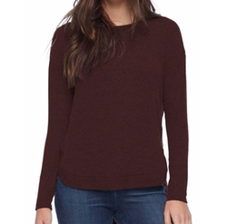 Shirttail Hem Sweater by Michael Stars in Pitch Perfect 3
