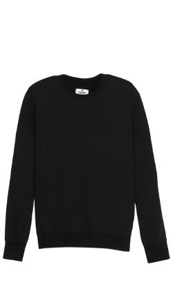 Mid Weight Terry Sweatshirt by Reigning Champ in The Purge: Anarchy