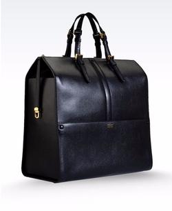 Large Tote Borgonuovo Bag by Giorgio Armani in Suits