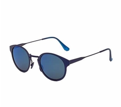 Panama Synthesis Round Sunglasses by Super by Retrosuperfuture in Quantico