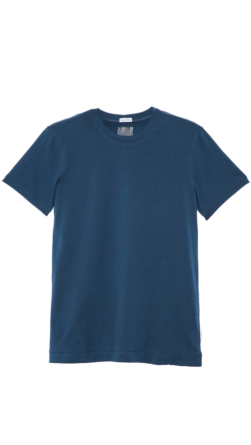 Fitted T-Shirt by Dan Ward in Nightcrawler