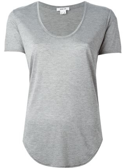Scooped Neck T-Shirt by Helmut Lang in Ant-Man