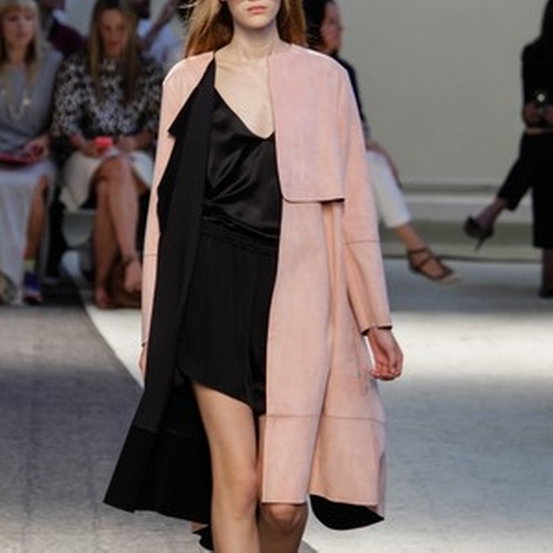 Oversized Wrap Coat by Sportmax  in How To Get Away With Murder - Season 2 Episode 11