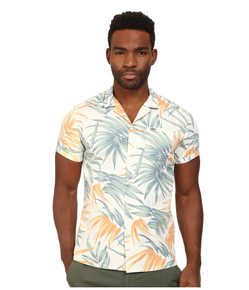 Retro Gentleman Short Sleeve Shirt by Scotch & Soda in Silicon Valley - Season 3 Preview