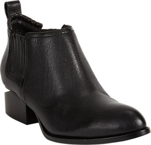 Kori Cutout-Heel Ankle Boots by Alexander Wang in Fast Five