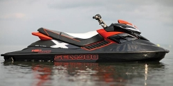 2010 RXP X 255 Jetski by Sea Doo in Self/Less