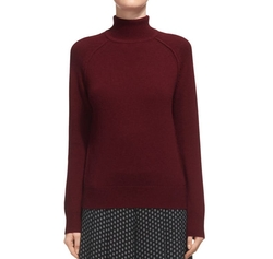 Harper Mock-Neck Sweater by Whistles in Quantico