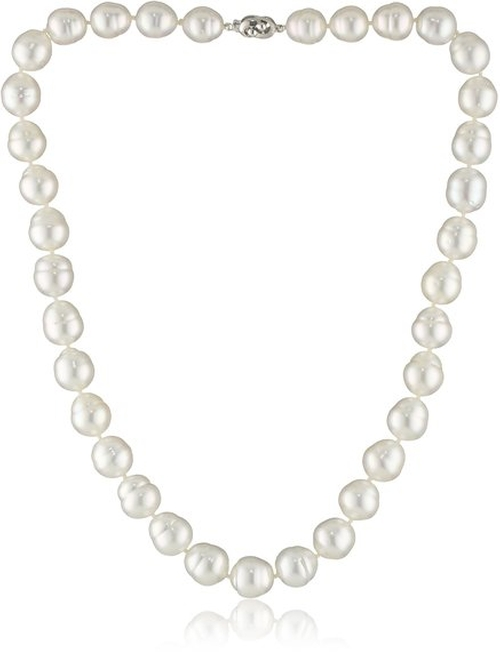 South Sea Pearl Strand Necklace by Tara Pearls in Suicide Squad