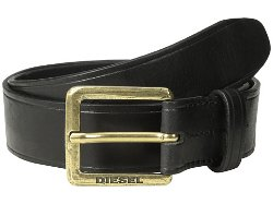 Batrei Belt by Diesel in Black or White